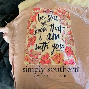 3 simply southern tshirts